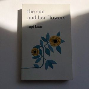 The Sun and Her Flowers Book